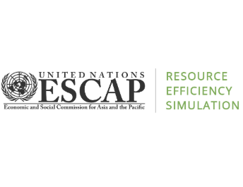 ESCAP Resource Efficiency Simulation