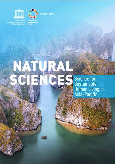 Natural Sciences: Science for Sustainable Human Living in Asia-Pacific