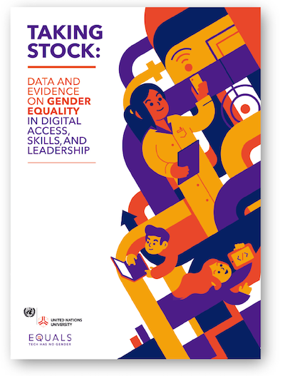 Taking Stock: Data and Evidence on Gender Equality in Digital Access, Skills, and Leadership