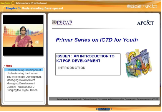 Primer 1: An Introduction to ICT for Development