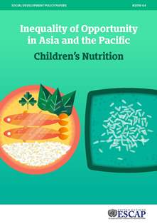 Inequality of Opportunity in Asia and the Pacific: Child Nutrition
