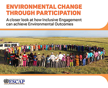 Environmental Change Through Participation