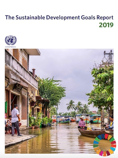 The Sustainable Development Goals Report 2019