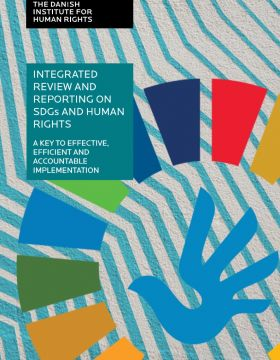 Integrated review and reporting on SDGs and Human Rights