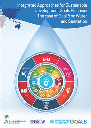 Integrated Approaches for Sustainable Development Goals Planning: The Case of Goal 6 on Water and Sanitation
