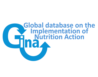 Global database on the Implementation of Nutrition Action (GINA)