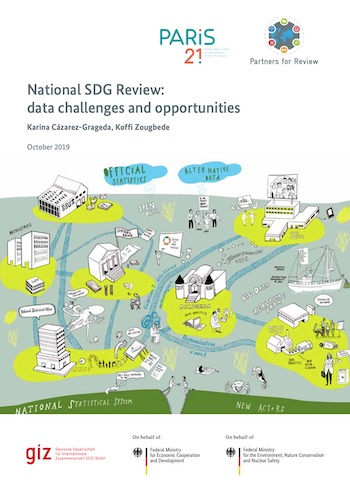 National SDG Review: data challenges and opportunities