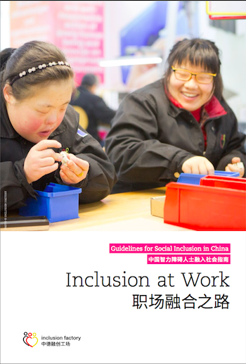 Inclusion at Work – Intellectual Disability in the Workplace