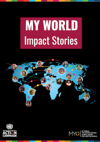 MYWorld Impact Stories