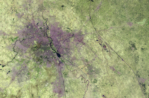 dvanced Webinar: Remote Sensing for Monitoring Land Degradation and Sustainable Cities SDGs