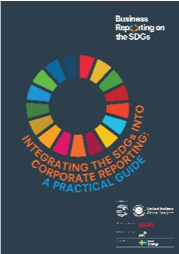 integrating sdgs into corporate reporting