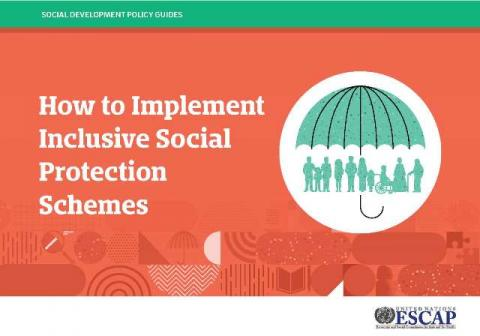 how to implement inclusive social protection schemes