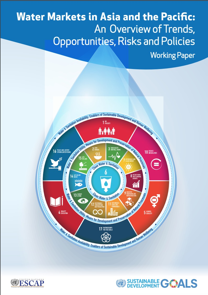 working paper on water markets