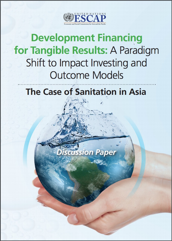 working paper on development financing