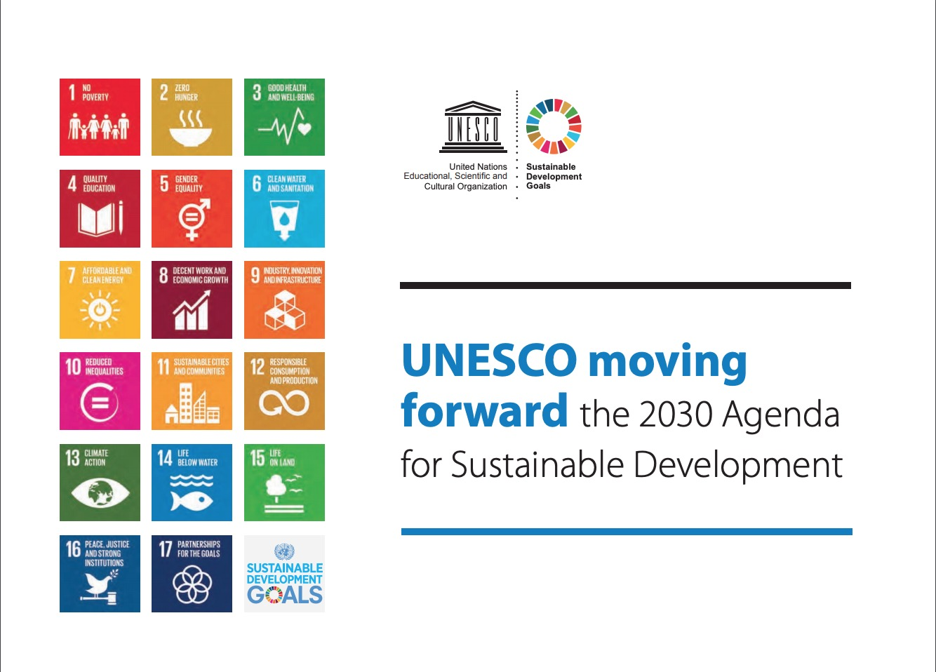 unesco moving forward