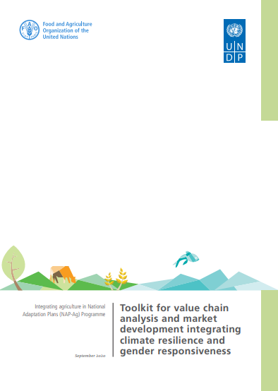 Toolkit for value chain