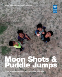 Moon Shots & Puddle Jumps - Innovation for the Sustainable Development Goals