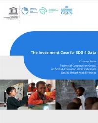 The Investment Case for SDG 4 Data