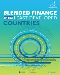 Blended Finance in the LDCs report