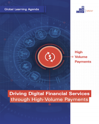 Driving Digital Financial Services through High-Volume Payments