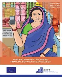 Gender Centrality of Mobile Financial Services in Bangladesh