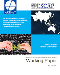 An assessment of fishing vessel capacity on subsidies, non-tariff measures, and attaining Sustainable Development Goals