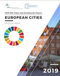 2019 SDG Index and Dashboards Report for European Cities