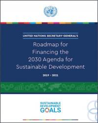 Roadmap for Financing the 2030 Agenda for Sustainable Development 2019-2021