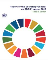 Report of the Secretary-General on SDG Progress 2019 – Special Edition
