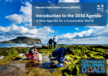 Introduction to the 2030 Agenda: A New Agenda for a Sustainable World