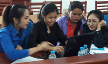 By the numbers: Giving voice to vulnerable youth in Laos