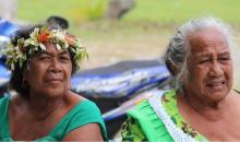 MOVING WITH THE TIMES The Cook Islands is embracing technology for climate action