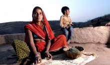 Crackling Stories of Women: Setting up Nutrition Gardens