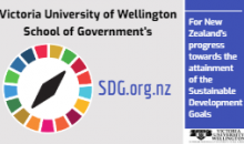 New Zealand Sustainable Development Goals Blog