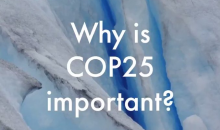What is COP25 & why is it important?